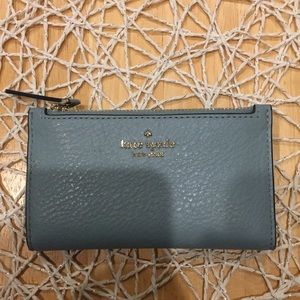 spencer small slim bifold wallet